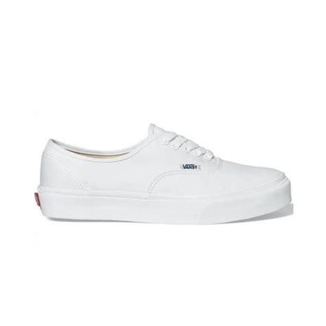 Vans Aucthentic Classic All White vans authentic classiche tela tutte bianche all white vee3w00 u premium