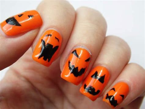 pumpkin nail design 20 pumpkin nail designs ideas trends
