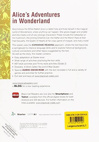 libro alices adventures in wonderland libro alice s adventures in wonderland green apple starter di