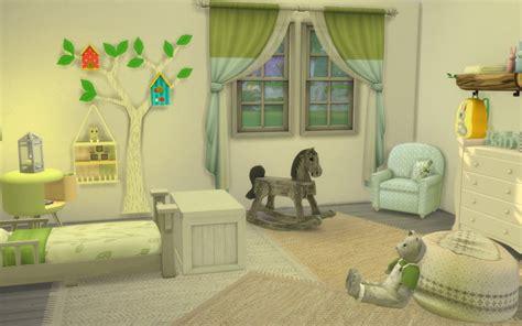 chambre sims 3 sims 4 chambre bambin cc toddler bedroom sims4 cc