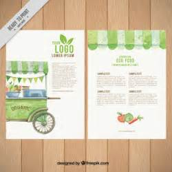 free food flyer templates organic food flyer template vector free