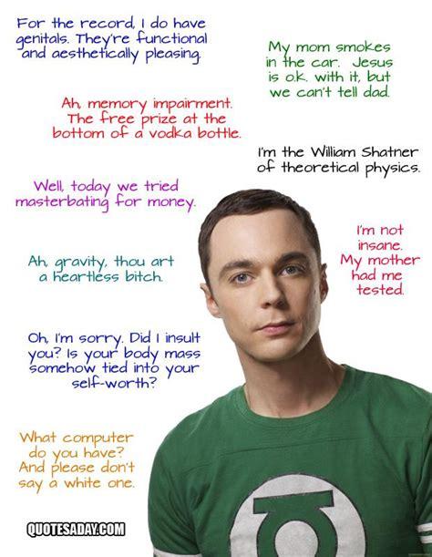sheldon cooper quotes big theory 35 pics