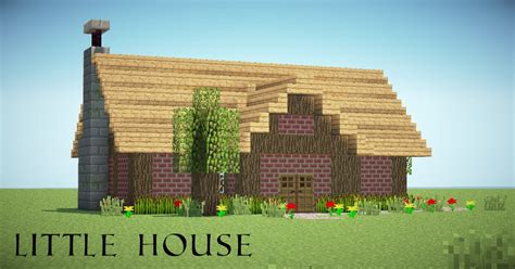 Farmhouse Style House Plans by Minecraft Construction Handbook Wooden House Minecraft
