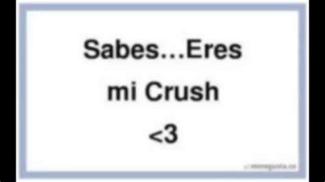 imagenes que digan crush eres mi crush fercho lb pesadilla mc luiggi mc sencillos