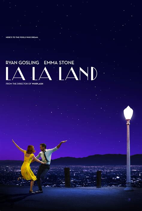 La La Land Here Fab Comes by La La Land Poster Is A Come True 171 Freshfiction Tv