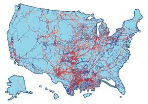 united states pipeline map pipeline white paper
