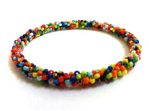 beaded bangles handmade handmade bangles with handpicked in by