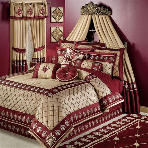 comforter sets with curtains included luxury comforter sets peacock alley francesca bed sets