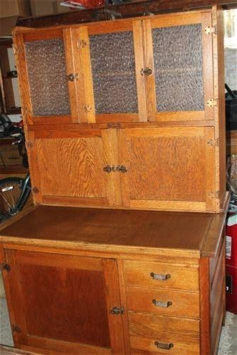 mcdougall kitchen cabinet hoosier style 48inch oak hoosier cabinet ebay