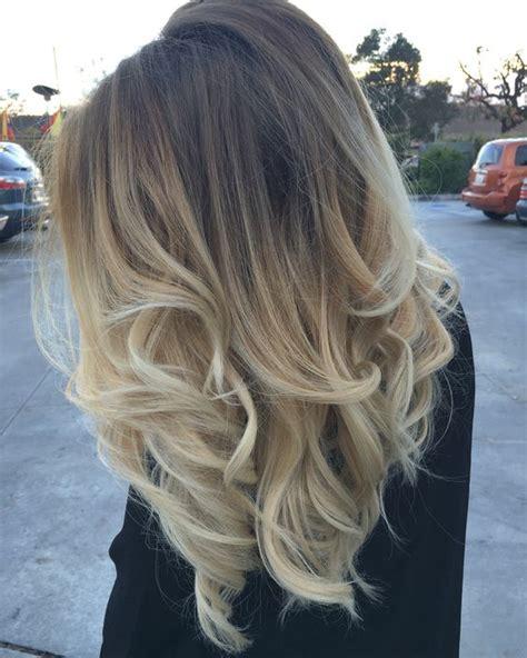 Transitioning Hair Style - 25 beautiful balayage hairstyles