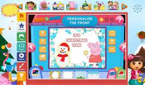 wendy house nick jr card matic free festive fun
