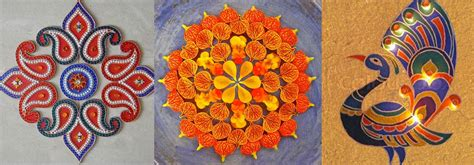 indian pattern name different types of indian rangoli designs and patterns