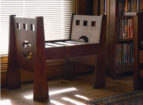 Stahler Furniture by Wood End Tables Plans Arts And Crafts Furniture Makers