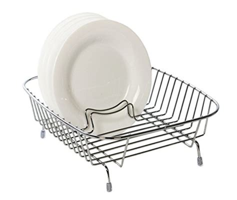 Stainless Steel In Sink Dish Rack by Delfinware Stainless Steel Compact Dish Drainer Sink