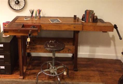 work bench desk yellow chair market 187 workbench desk