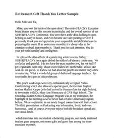 69 thank you letter exles