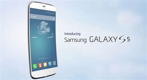 5 Samsung Galaxy by Samsung Galaxy S5 Hardware Specs Software And Release