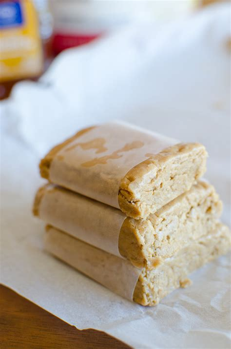 homemade peanut butter protein bars just 5 ingredients easy peanut butter protein bars