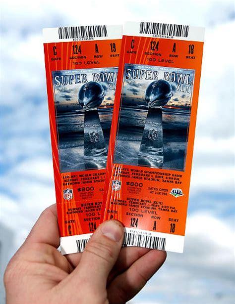superbowl tickets super bowl xliii steelers vs cardinals slide 8 ny