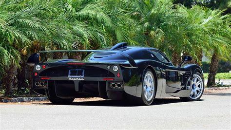 maserati mc12 engine gorgeous one of a kind maserati mc12 sells for 1 5