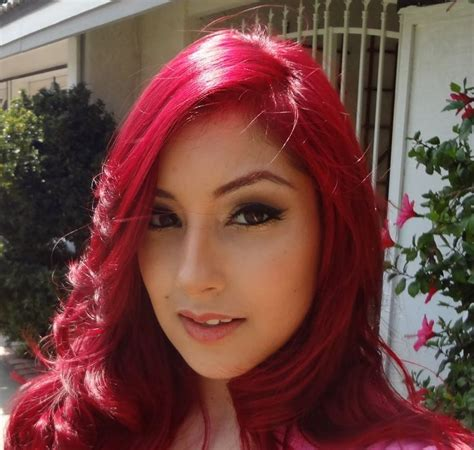 get pin up red hair color keep it vibrant ion colour brilliance magenta red hope to get this same