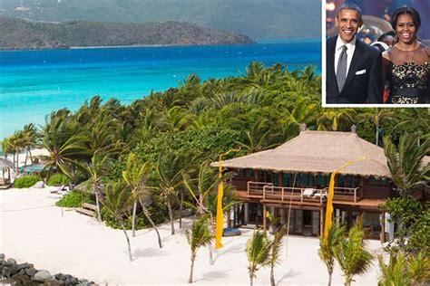 obama necker island οι 171 πρώτες 187 διακοπές των ομπάμα κοσμοσ fortunegreece