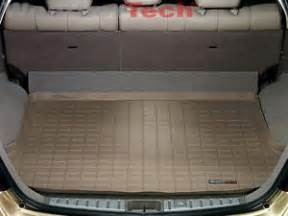 Cargo Liners For Nissan Murano Weathertech Cargo Liner Trunk Mat For Nissan Murano 2003