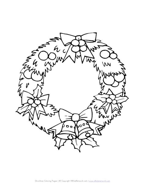 printable christmas wreath pictures search results for printable christmas wreath coloring