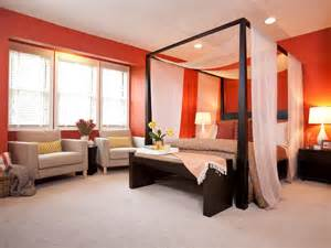 Black Canopy Master Bedroom Photo Page Hgtv