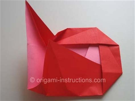 Origami Paper Edmonton - origami camellia folding how to fold an