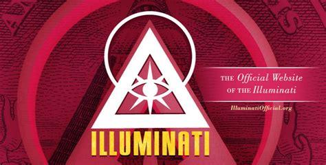 chi sono gli illuminati e cosa vogliono gli illuminati aprono il proprio sito web ufficiale