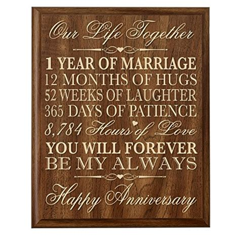 1 year anniversary gifts for 1st year anniversary gift ideas