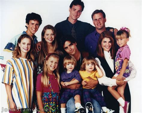 Of The House Cast 1995 by Enciclop 233 Dia De Cromos Que Fam 237 Lia House 1987 1995