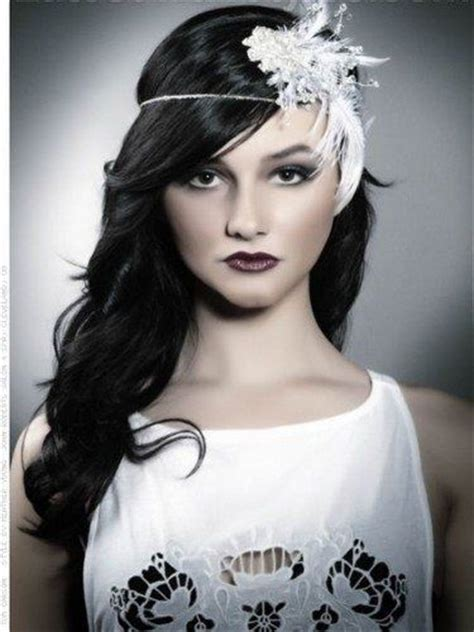 the great gatsby hairstyles for long hair all hair style twenties hairstyles long hair www pixshark com images
