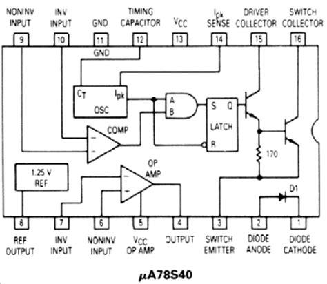 schema elettrico alimentatore switching alimentatore switching