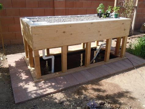 aquaponics grow bed strong aquaponics greenhouse systems with diy grow beds