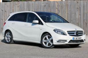 the new mercedes b class travel