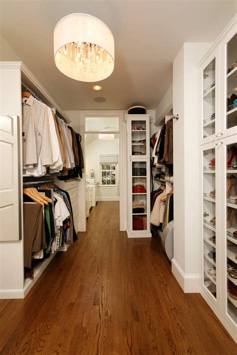 Narrow Closet Solutions by Ideas Of Functional And Practical Walk In Closet For Home