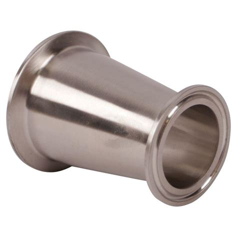 Reducer Sanitary Ss304 2 1 2 X1 Inch Stainless Steel sanitary concentric reducer tri cl 2 inch x 1 5 ss304