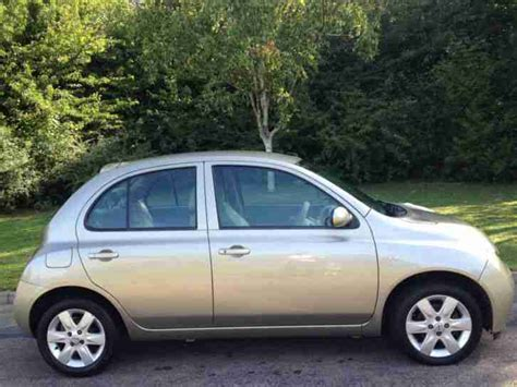 gold nissan car nissan 2003 micra sve gold car for sale