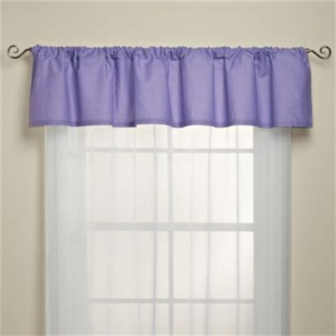 purple valance for bathroom buy purple valance from bed bath beyond