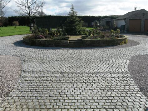 cobble driveways granite sett driveway hoghton