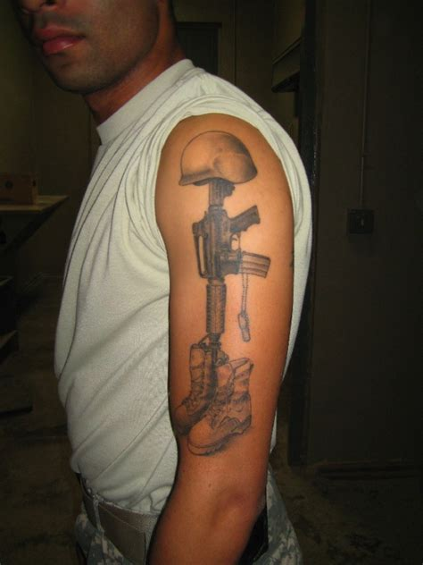 the ink of war afghanistan air base s best tattoos wired
