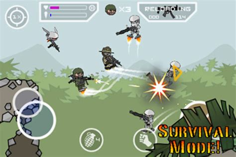 doodle army free android doodle army 2 apk free for android