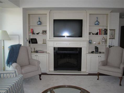 Built In Wall Units With Fireplace by Wall Units Astounding Fireplace Wall Units Electric