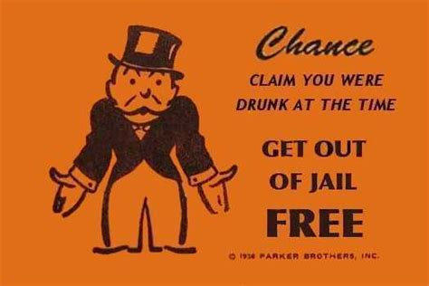 get out of free card monopoly template one bourbon one scotch one in lanark county