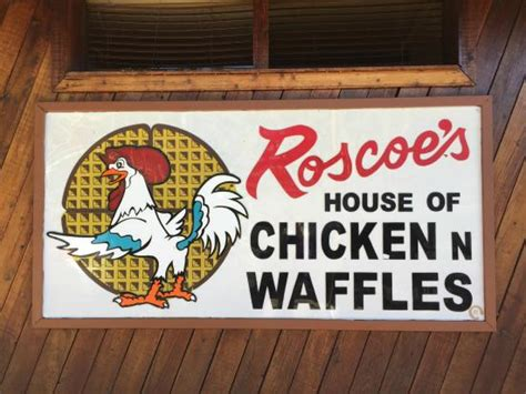 roscoe s house of chicken waffles roscoes picture of roscoe s house of chicken waffles los angeles tripadvisor