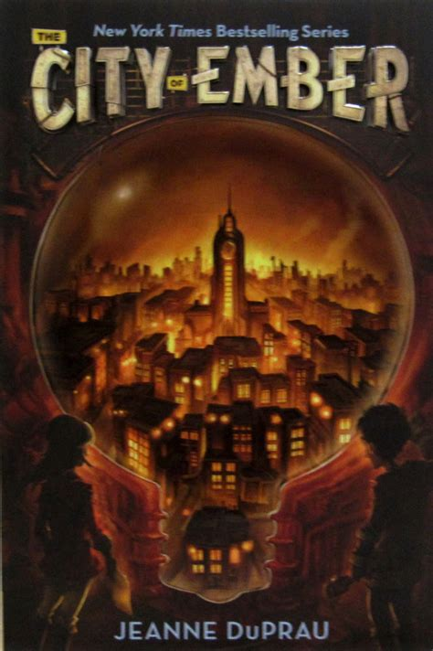 the city a novel books book of ember book 1 city of ember pb jeanne duprau new