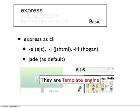 jade template engine expressjs basic to advance power by node js