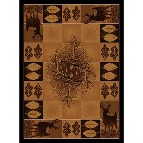 Great Area Rugs United Weavers 174 Great Northern Area Rug 5 3 Quot X7 2 Quot 195739 Rugs At Sportsman S Guide